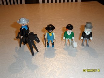 Playmobilfigurer