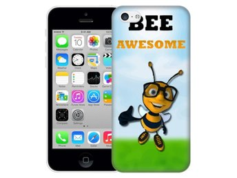 iPhone 5C Skal Bee Awesome