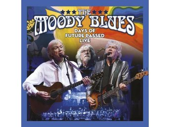 Moody Blues: Days of future passed Live (2 Vinyl LP)