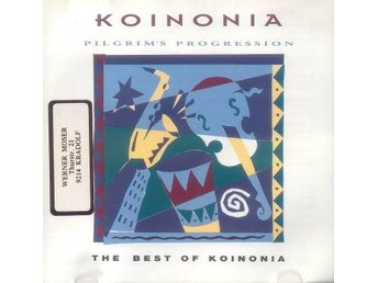 CD KOINONIA - PILGRIM´S PROGRESSION - NY