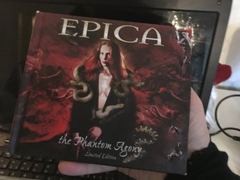 "Epica ""The Phantom Agony"""