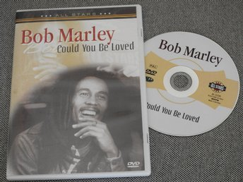 Bob Marley - Could You Be Loved DVD in concert
