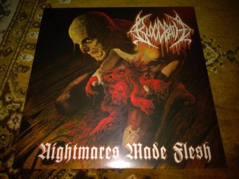 Bloodbath -Nightmares made.. LP Guld Ltd200x (entombed hypocrisy opeth katatonia