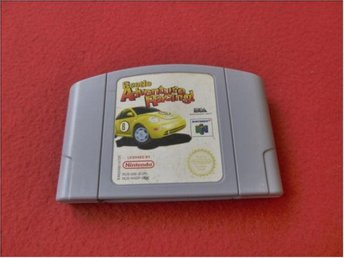 BEETLE ADVENTURE RACING till Nintendo 64 N64