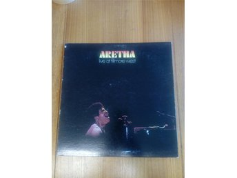 ARETHA FRANKLIN : LIVE AT FILLMORE WEST LP