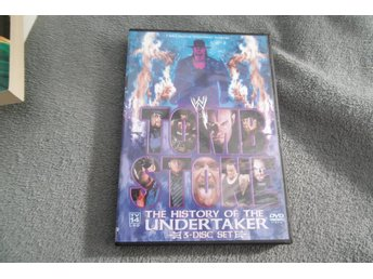 WWE Tombstone - The history of the Undertaker 3 DVD