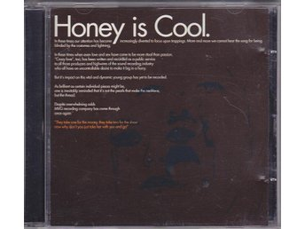 HONEY IS COOL: Crazy Love 1997 CD (Dreijer, Håkan Hellström)