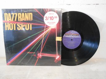 Dazz Band - Hotspot Can Orig-85 TOPPEX !!!!!