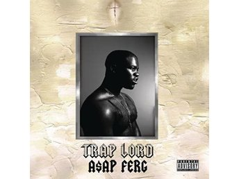 Asap Ferg: Trap lord 2013 (CD)