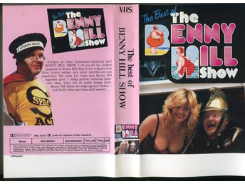HemVideo Film The best of The Benny Hill show / stor box
