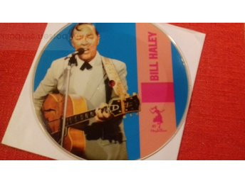 BILL HALEY        BILD SKIVA LIMITED EDITION 1000CPS Vinylborsen-skivbutik