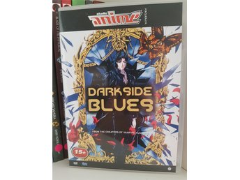 Darkside Blues, DVD, Svensk text, NYSKICK! UTGÅTT!