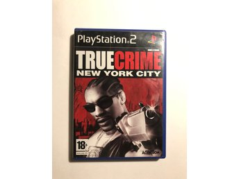 - True Crime New York City till PS2 -