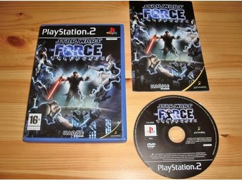 PS2: Star Wars the Force Unleashed