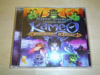 KAMEO ELEMENTS OF POWER SOUNDTRACK MUSIK *NYTT*
