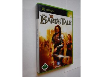 Xbox: The Bard's Tale