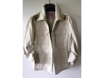 Juicy Couture Army Jacket Strl M (38)