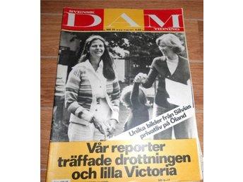 Svensk Dam nr35 1977 Fröken Sverige Ulla Sandklef, Evabritt Strandberg, Silvia - östersund - Svensk Dam nr35 1977 Fröken Sverige Ulla Sandklef, Evabritt Strandberg, Silvia - östersund