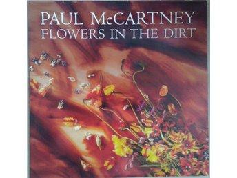 Paul McCartney titel* Flowers In The Dirt* Folk Rock, Pop Rock EU LP - Hägersten - Paul McCartney titel* Flowers In The Dirt* Folk Rock, Pop Rock EU LP - Hägersten