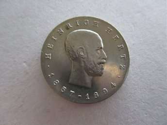 """DDR 5 mark 1969 """"Heinrich Hertz"""" - Geraardsbergen - DDR 5 mark 1969 """"Heinrich Hertz"""" - Geraardsbergen"""