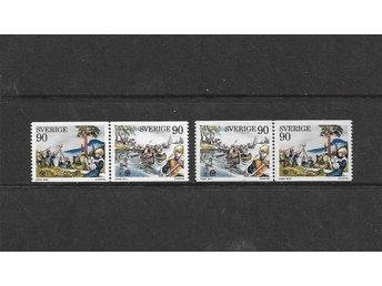 1975 Scouting F 938-939 SX 1 o 2 postfriskt - Växjö - 1975 Scouting F 938-939 SX 1 o 2 postfriskt - Växjö