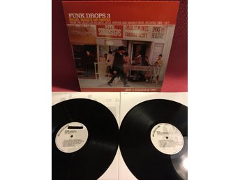 VA - FUNK DROPS 3 - BREAKS NUGGETS AND RARITIES 2-LP EX