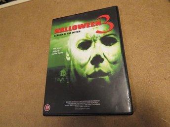 Halloween 3, DVD , Utgått Passa på - Finspång - Halloween 3, DVD , Utgått Passa på - Finspång