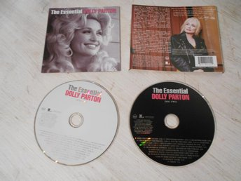 Cd Dolly Parton - The Essential !!!!!