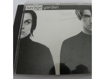 CD Savage Garden