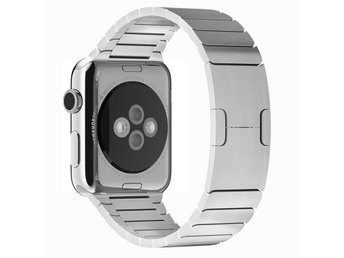 Länkarmband 42mm Apple Watch Armband - (SILVER)