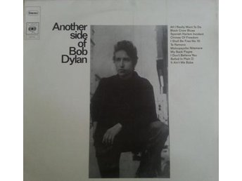 LP Bob Dylan Another side of Bob Dylan