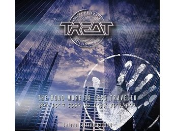 Treat - The Road More Or Less Traveled - Deluxe Edition (DVD+CD)