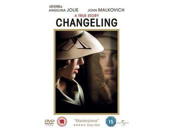 Changeling - Angelina Jolie - Clint Eastwood - DVD