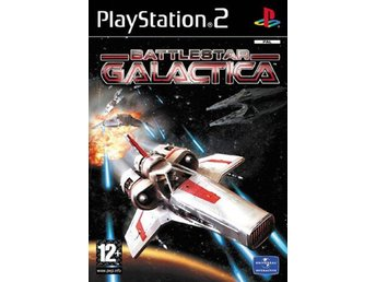 Battlestar Galactica - Playstation 2 PS2
