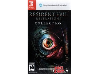 Resident Evil Revelations Collection (Amerikansk Version)