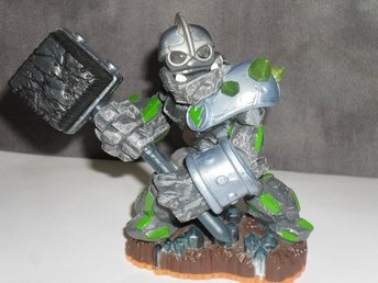Skylanders Giants UPPGRADERAD figur Crusher