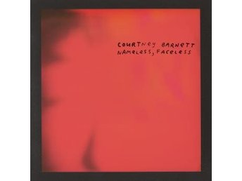 "Barnett Courtney: Nameless Faceless (Vinyl 7"")"