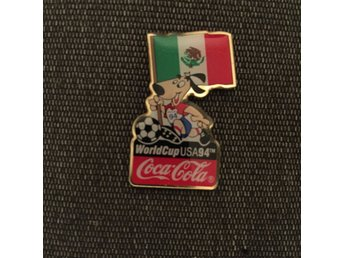 Pin: World Cup USA, Coca Cola 1994