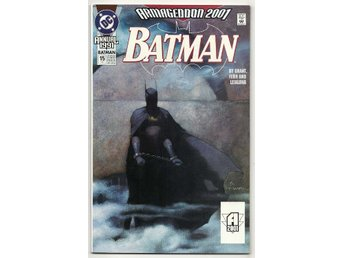 Batman Annual # 15 VF-NM