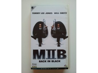 MEN IN BLACK 2 - VHS