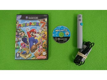 Mario Party 7  Med MIC Gamecube Nintendo Game Cube