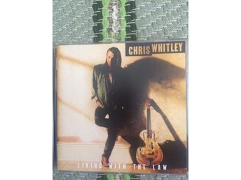 Chris Whitley-Living with the law CD