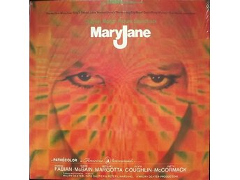 SOUNDTRACK Mike Curb And Larry Brown ?? Mary Jane  LP