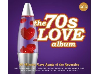 70's love album (Digi) (3 CD)