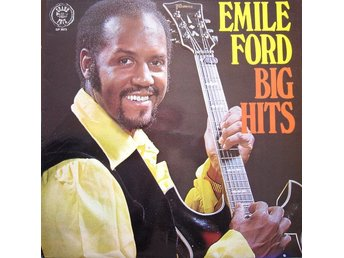 Emile Ford Big Hits