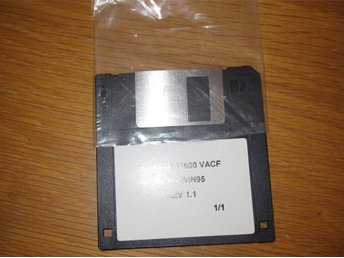 Diskett - Rockwell 33600 VACF INF file for WIN 95