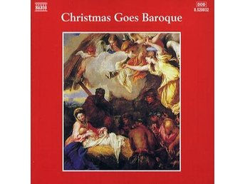 Christmas Goes Baroque (2 CD)
