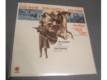 True Grit John Wayne LP