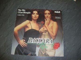 ep-skiva baccara yes sir i can boogie cara mia - Huskvarna - ep-skiva baccara yes sir i can boogie cara mia - Huskvarna