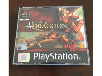 THE LEGEND OF DRAGOON PAL (komplett) till Sony Playstation, PS1